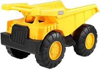TOYANDONA Mini Construction Trucks Construction Vehicles Car for Kids Engineering Toys Playset Pull Back Cars Excavator Di...