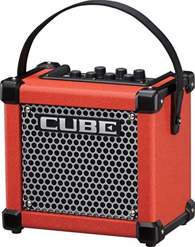 Roland MICRO CUBE GX - Micro Cube Batterie-Gitarrenverstärker Red Powered