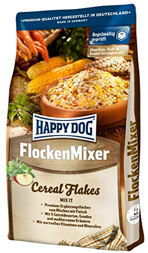 Happy Dog Hundefutter 2161 Flocken Mixer 10 kg