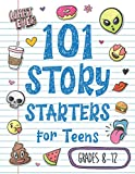101 Story Starters for Teens: Creative Writing Prompts to Kick Your Imagination into High Gear (Story Starters for Kids)