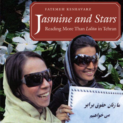 Jasmine and Stars audiobook cover art