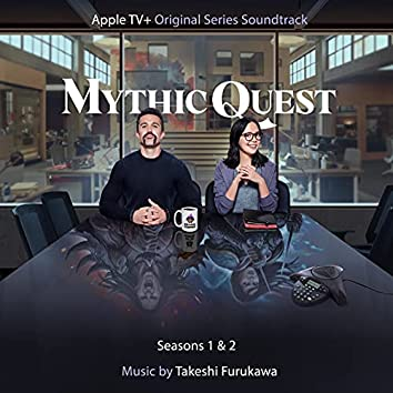 Mythic Quest: Seasons 1 & 2 (Apple TV+ Original Series Soundtrack)