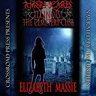 Ameri-Scares Illinois: The Cemetery Club audiobook cover art