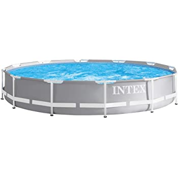 Intex - Piscina desmontable Intex prisma frame 366x76 cm - 6.503 l ...