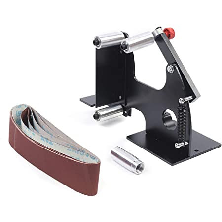 Angle Grinder Machine Variable Sanding Belt Adapter Woodworking Accessories
