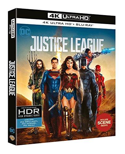 Justice League (4K UHD)