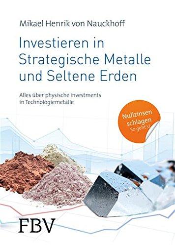 Investieren in Strategische Metalle und Seltene Erden: Alles über physische Investments in Technologiemetalle