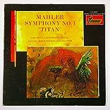 Mahler: Symphony No.1 'Titan' / Pro Musica Symphony, Vienna, Jascha Horenstein, Conductor