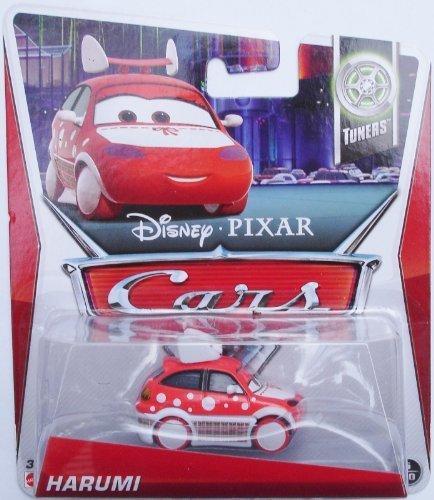 2013 Disney Pixar Cars Harumi - Tuners by Mattel