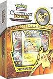 Pokemon 25965 Pokémon PKM SM03.5 Pikachu Pin Box, bunt