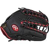 Rawlings Select Pro Lite Youth Baseball Glove, Black, 12.25