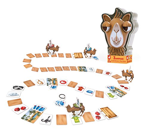 Janod - J02810 - Zoonimooz - Le jeu du Chameau
