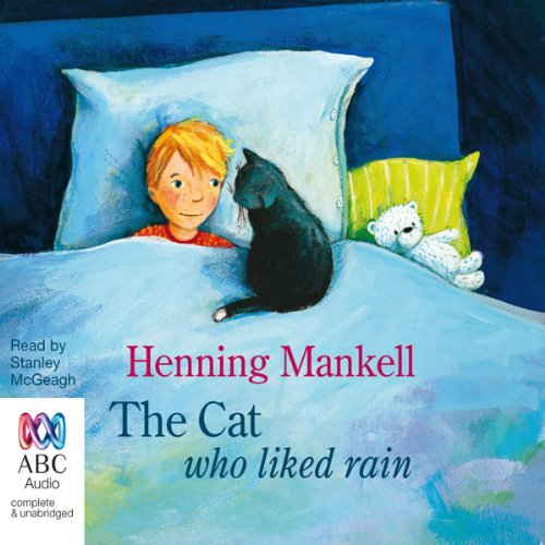 The Cat Who Liked Rain audiobook cover art