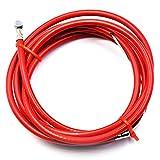myBESTscooter - Cable de Freno para el Patinete eléctrico Xiaomi M365, 1S, Essential (Rojo)
