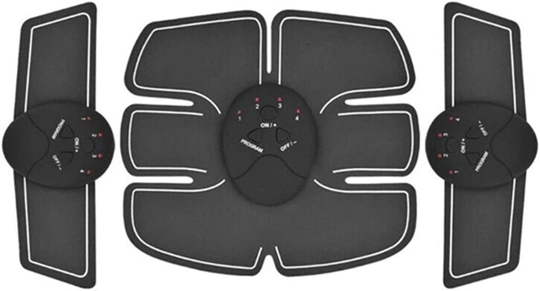 Wireless Abdominal Fitness Shaper, Smart Abdominal Massager, Battery Abdominal Post