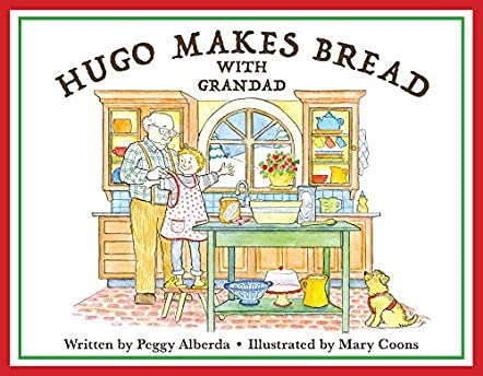 Hugo Makes Bread With Grandad