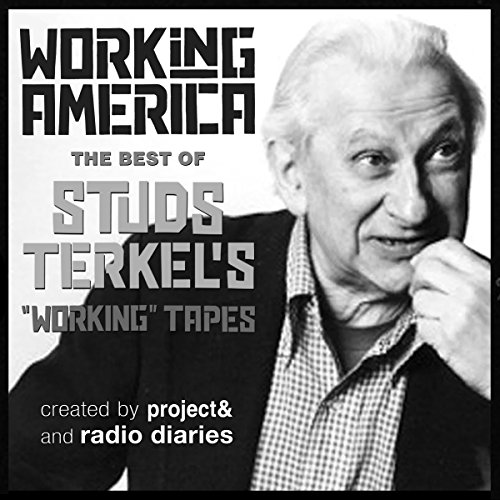 Working in America audiobook cover art
