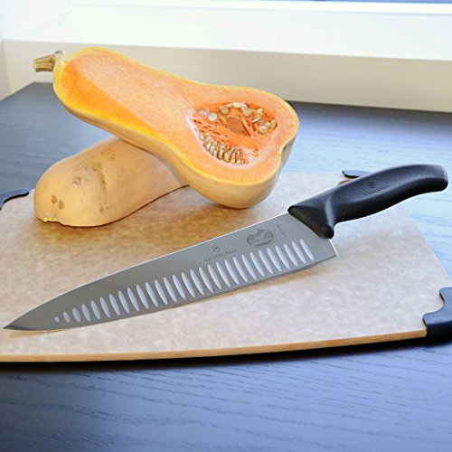 Victorinox 10 Inch Swiss Classic Chef's Knife with Granton Blade