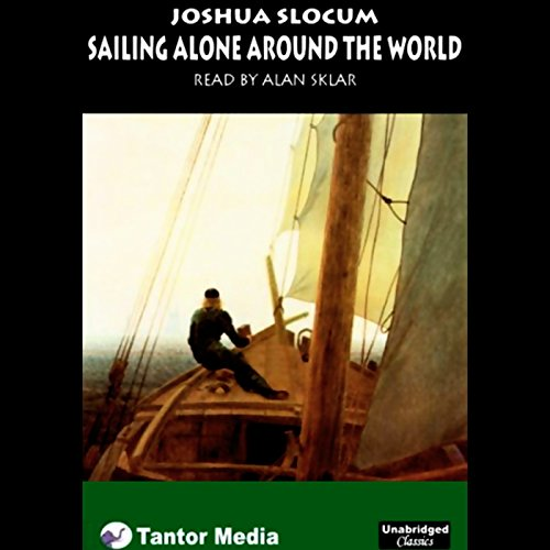 Sailing Alone Around the World audiobook cover art