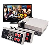 Atopoo Classic Handheld Game Console, Built-in 620 Classic Games and 2X4 NES Classic Button Controller Av Output Video Games