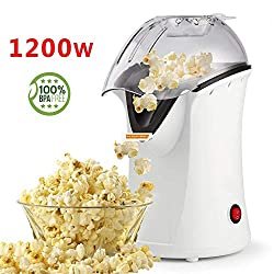 10 Best Hot Air Popcorn Poppers