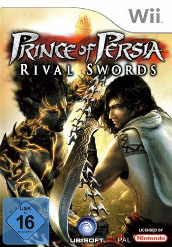 Prince of Persia - Rival Swords (Software Pyramide)