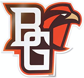 Bowling Green State Falcons Primary Logo Car Decal Bumper Sticker Made from Weatherproof Vinyl
