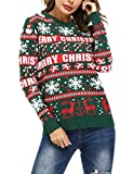 Damen Merry Christmas Sweater