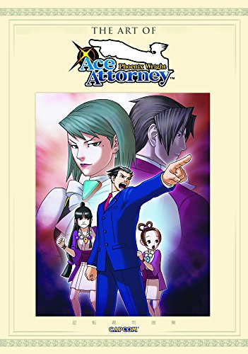 The Art of Phoenix Wright: Ace Attorney