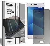 dipos I Blickschutzfolie matt kompatibel mit Meizu M5s Sichtschutz-Folie Bildschirm-Schutzfolie Privacy-Filter