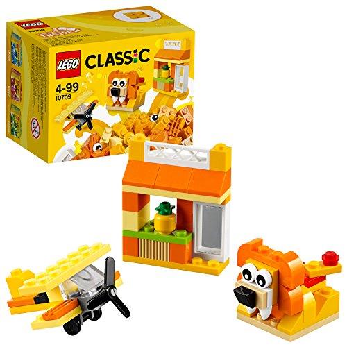 LEGO Classic - Caja Creativa Naranja (10709)