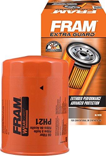 Fram PH21 Spin-On Oil Filter