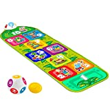 Chicco Tappeto Musicale Bambini Jump & Fit Playmat, Gioco Elettronico e...