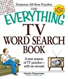 The Everything Tv Word Search Book