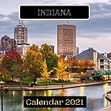 Indiana Calendar 2021