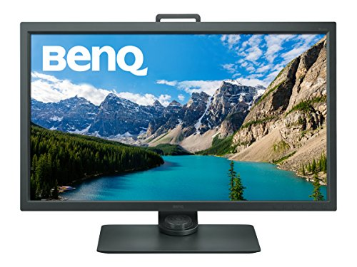 BenQ SW320 31.5' inch 4K PhotoVue Photographer Monitor, IPS, 3840x2160...