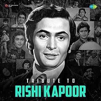Tribute To Rishi Kapoor
