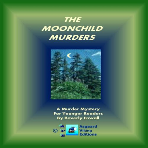 The Moonchild Murders audiobook cover art