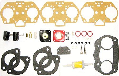RADKE SERVICES VW Weber 40-44-48 Idf Complete Carburetor Rebuild Kit