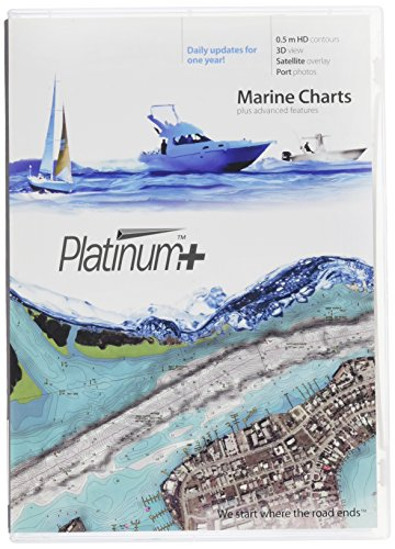 Navionics Platinum+ SD 911 Mexico/Central America Nautical Chart on SD/Micro-SD Card - MSD/911P-2