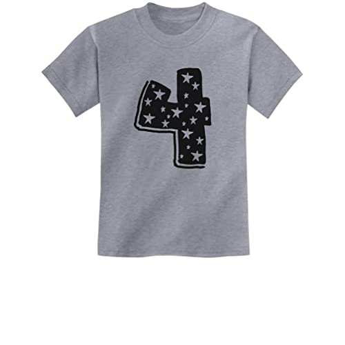e3e67b838 Four Years Old Boy/Girl Birthday Gift Idea - I'm 4 Superstar Kids