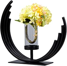 Candle Holder Creative Metal Candle Holder Room Decoration Candlestick Ornaments Living Room Countertop European Flower Ar...