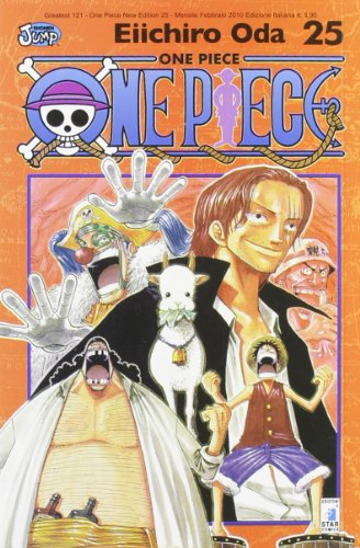 One piece. New edition (Vol. 25)