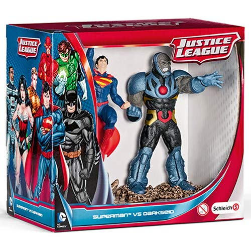 Schleich - Scenery Pack Superman vs Darkseid (22509)