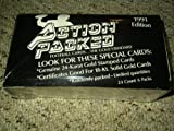 1991 Action Packed Football 24-Pack Box