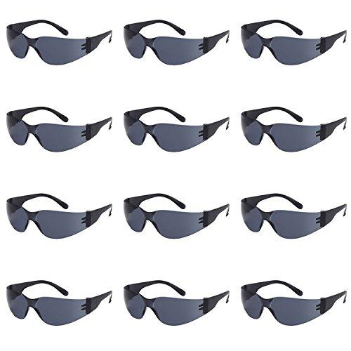 Safety Sunglasses UV400 12x Protective Eyewear