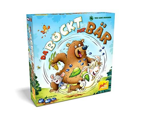 Da bockt der Bär - Spiele Hits für Kinder 2020
