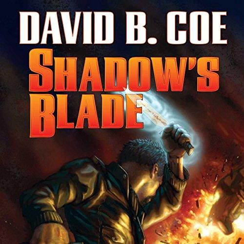 Shadow's Blade audiobook cover art