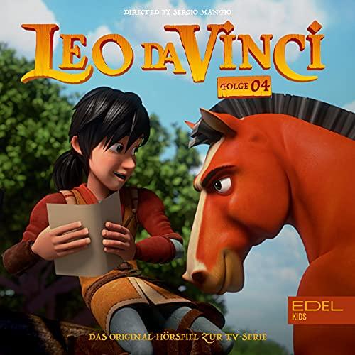 Leo da Vinci 4. Das Original-Hörspiel zur TV-Serie
