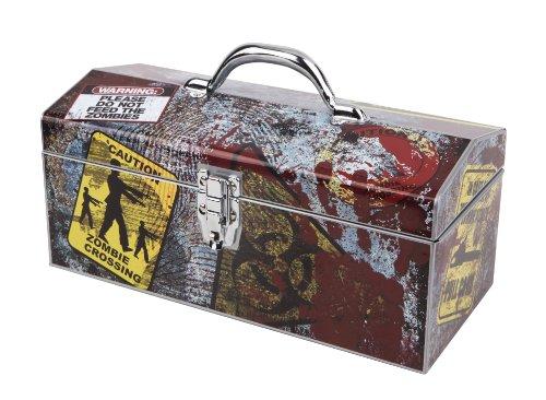 Sainty Art Works 24-059 Zombie Art Deco Tool Box